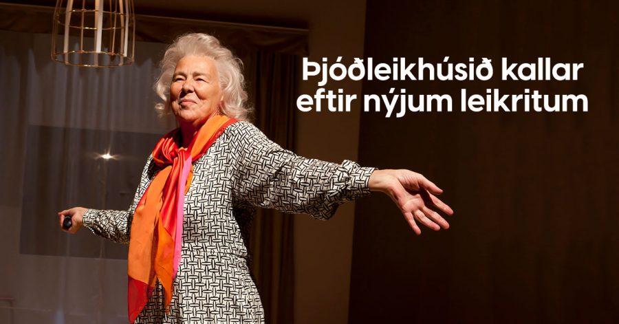 Þjóðleikhúsið kallar eftir nýjum leikverkum